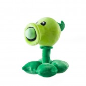 DUŻA MASKOTKA PLUSZAK PLANTS VS ZOMBIES PEASHOOTER 30 CM