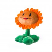 DUŻA MASKOTKA PLUSZAK PLANTS VS ZOMBIES SUNFLOWER 30 CM