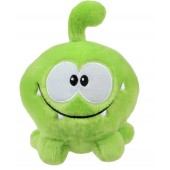 MASKOTKA PLUSZAK GRA CUT THE ROPE ŻABA 20 CM