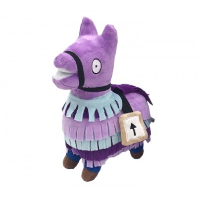 MASKOTKA PLUSZAK LAMA FORTNITE BATTLE ROYAL 35 CM