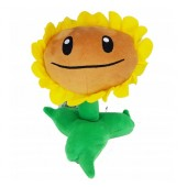 MASKOTKA PLUSZAK PLANTS VS ZOMBIES SUNFLOWER