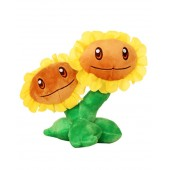 MASKOTKA PLUSZAK PLANTS VS ZOMBIES TWIN SUNFLOWER