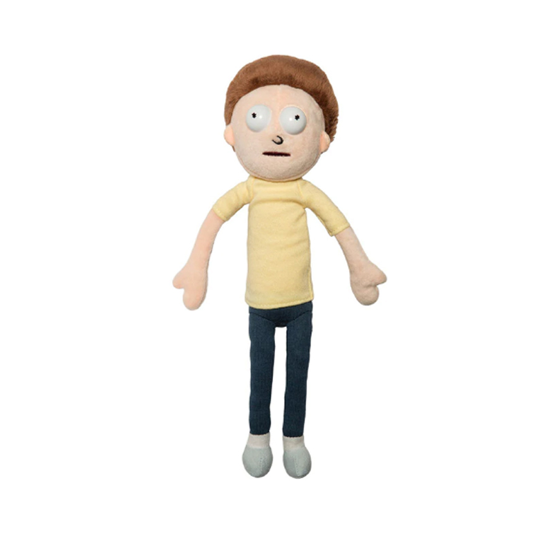 MASKOTKA PLUSZAK RICK AND MORTY MORTY 26 CM