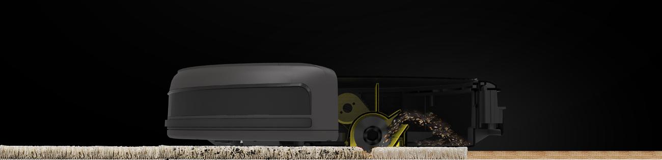 Robot ILIFE A4s – Głębokie czyszczenie dywanów i podłóg